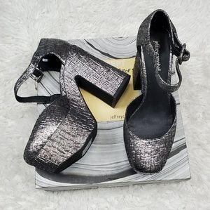 Jeffrey Campbell Jeneve Platform Heels Size 10